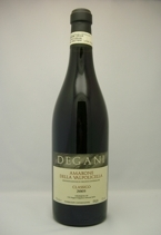 Degani Amarone Della Valpolicella 2006 Bottle