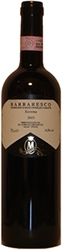 Molino Vini Barbaresco Teorema 2006, Barbaresco Bottle
