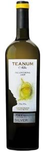 Teanum Alta Falanghina 2008, Igt Puglia Bottle
