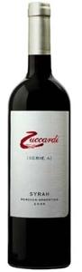 Zuccardi Serie A Syrah 2008, Mendoza Bottle