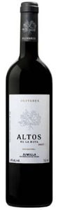 Bodegas Olivares Altos De La Hoya Monastrell 2007, Do Jumilla Bottle
