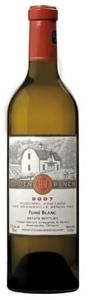 Hidden Bench Fumé Blanc Rosomel Vineyard 2007, Beamsville Bench Bottle