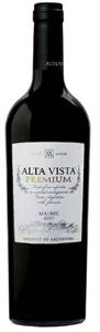 Alta Vista Premium Malbec 2007, Mendoza Bottle