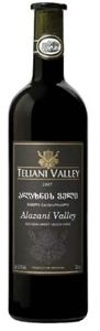 Teliani Valley Alazani Valley Red Semi Sweet 2007, Georgia Bottle