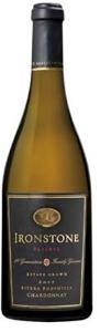 Ironstone Reserve Chardonnay 2007, Sierra Foothills Bottle