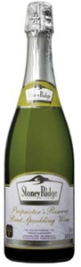 Stoney Ridge Proprietor's Reserve Brut Sparkling Wine 2005, VQA Niagara Peninsula, Méthode Traditionelle Bottle