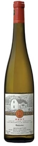 Hidden Bench Locust Lane Vineyard Riesling 2007, VQA Beamsville Bench, Niagara Peninsula Bottle