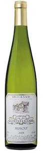 Domaine Allimant Laugner Muscat 2008, Ac Alsace Bottle