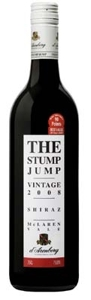 D'arenberg The Stump Jump Shiraz 2008, Mclaren Vale, South Australia Bottle