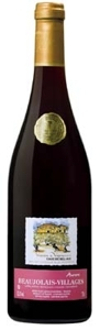 Vignerons De Bel Air Aurore Beaujolais Villages 2008, Ac Bottle