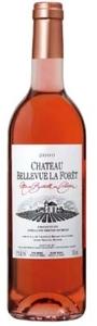 Château Bellevue La Forêt Rosé 2009, Ac Fronton Bottle
