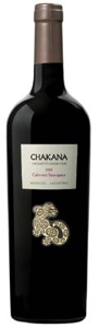 Chakana Yaguareté Collection Cabernet Sauvignon 2008 Bottle