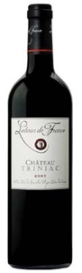 Château Triniac 2007, Ac Côtes De Roussillon Villages Latour De France Bottle