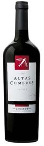 Lagarde Altas Cumbres Malbec 2008, Mendoza Bottle