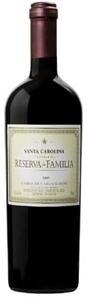 Santa Carolina Reserva De Familia Cabernet Sauvignon 2007, Maipo Valley Bottle