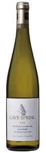 Cave Spring Estate Gewürztraminer 2008, VQA Beamsville Bench Bottle