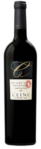 Cline Ancient Vines Mourvèdre 2007, Contra Costa County Bottle
