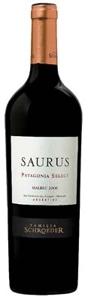 Familia Schroeder Saurus Patagonia Select Malbec 2006, Patagonia, Neuquén, San Patricio Del Chañar Bottle