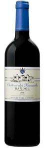 Château Des Baumelles Bandol 2006, Ac Bottle