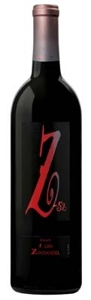 Z 52 Zinfandel 2006, Lodi Bottle