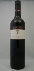 Geoff Merrill Premium G & W Cabernet Sauvignon 2005 Bottle