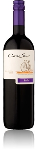 Cono Sur Merlot 2008, Central Valley Bottle