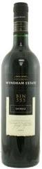 Wyndham Bin 555 Shiraz 2007, Southeastern Australia Bottle