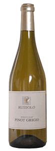 Russolo Pinot Grigio Ronco Calaj 2008 Bottle