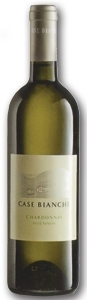 Case Bianche Chardonnay 2009 Bottle