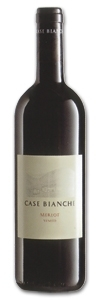 Case Bianche Merlot 2009 Bottle
