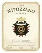 Frescobaldi Chianti Nipozzano 2006 Bottle