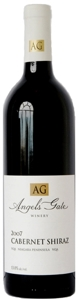 Angels Gate Cabernet Shiraz 2007, VQA Niagara Peninsula Bottle