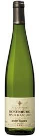 André Blanck & Fils Rosenburg Pinot Blanc 2008, Ac Alsace Bottle