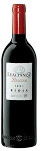 Lealtanza Gran Reserva 2001, Doca Rioja Bottle