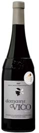 Domaine Vico Rouge 2007, Ac Corse/Corsica Bottle