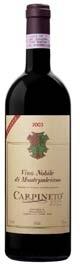 Carpineto Vino Nobile Di Montepulciano Riserva 2003 Bottle