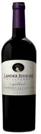 Lander Jenkins Spirit Hawk Cabernet Sauvignon 2007, California Bottle