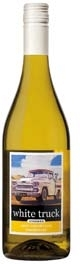 White Truck Unoaked Chardonnay 2008, Santa Barbara County Bottle
