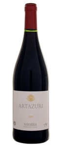Artazuri Garnacha 2008, Do Navarra Bottle