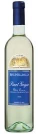Brunellesco Pinot Grigio 2008, Igt Delle Venezie Bottle
