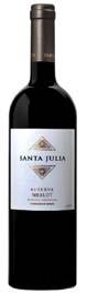 Santa Julia Reserva Merlot 2008, Mendoza Bottle