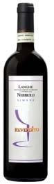Michele Reverdito Simane Nebbiolo 2007, Doc Langhe Bottle