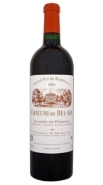 Chateau Bel Air 2007 Bottle