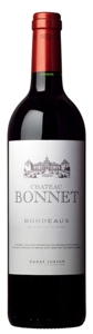 Andre Lurton Chateau Bonnet Red 2006 Bottle