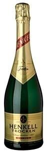 Henkell Trocken 750 Ml. 2012 Bottle