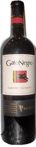 San Pedro Gato Negro Cabernet Sauvignon 2008 Bottle