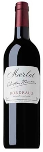 Christian Moueix Merlot 2005, Bordeaux Bottle