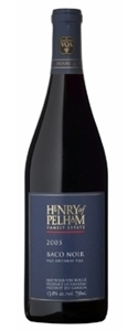 Henry Of Pelham Baco Noir 2008, VQA Ontario Bottle