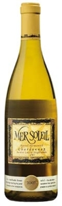Mer Soleil Chardonnay 2007, Santa Lucia Highlands, Monterey County, Barrel Fermented Bottle