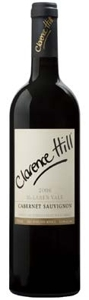 Clarence Hill Cabernet Sauvignon 2006, Mclaren Vale, South Australia Bottle